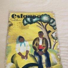 Coleccionismo de Revistas y Periódicos: REVISTA ESTAMPA NUMERO EXTRAORDINARIO Nº 381 DEL 4 MAYO 1935. Lote 243934285
