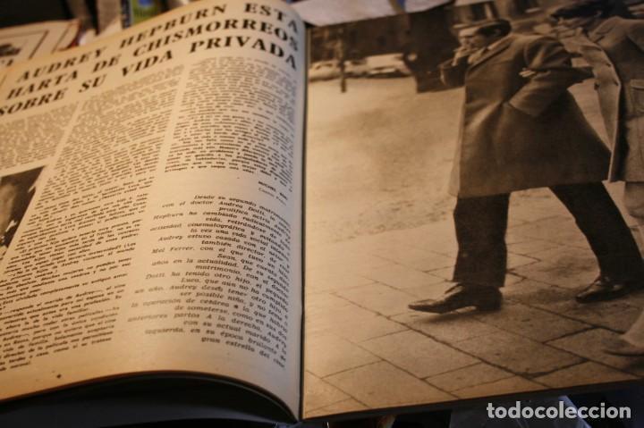 Coleccionismo de Revistas y Periódicos: BRIGITTE BARDOT AUDREY HEPBURN HERMANOS CALATRAVA FOLKLORE VASCO JULIO IGLESIAS 1971 - Foto 3 - 244022360