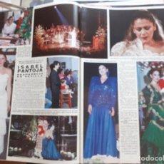 Coleccionismo de Revistas y Periódicos: ISABEL PANTOJA. Lote 244454155