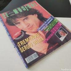 Coleccionismo de Revistas y Periódicos: EL GRAN MUSICAL 363. DIRE STRAITS. ELTON JOHN. TEARS FOR FEARS. LOS LUNES. GRETA Y LOS GARBO. Lote 244474840