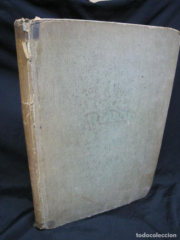 Coleccionismo de Revistas y Periódicos: CARL WERNER JACOBSEN. ALBUM DE NOTICIAS Y RECORTES DE SUS VIAJES 1943-1945 - Foto 7 - 244526145