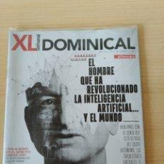 Coleccionismo de Revistas y Periódicos: XL SEMANAL DOMINICAL EL PERIÓDICO N 1541. PRECINTADO. Lote 244640160