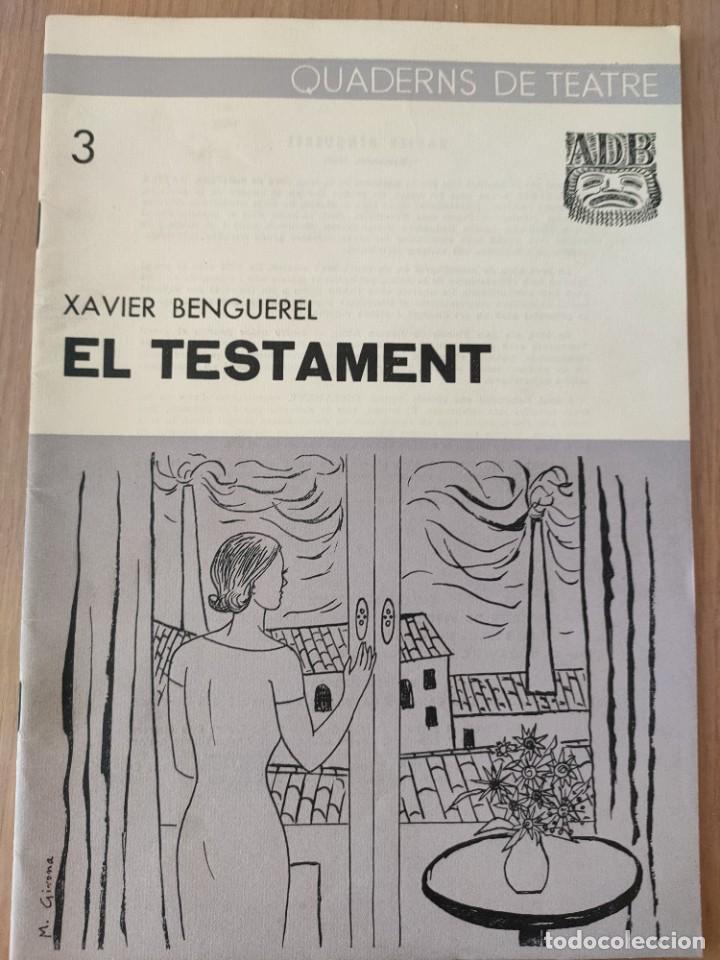 Coleccionismo de Revistas y Periódicos: Quaderns de teatre - Foto 5 - 244669335