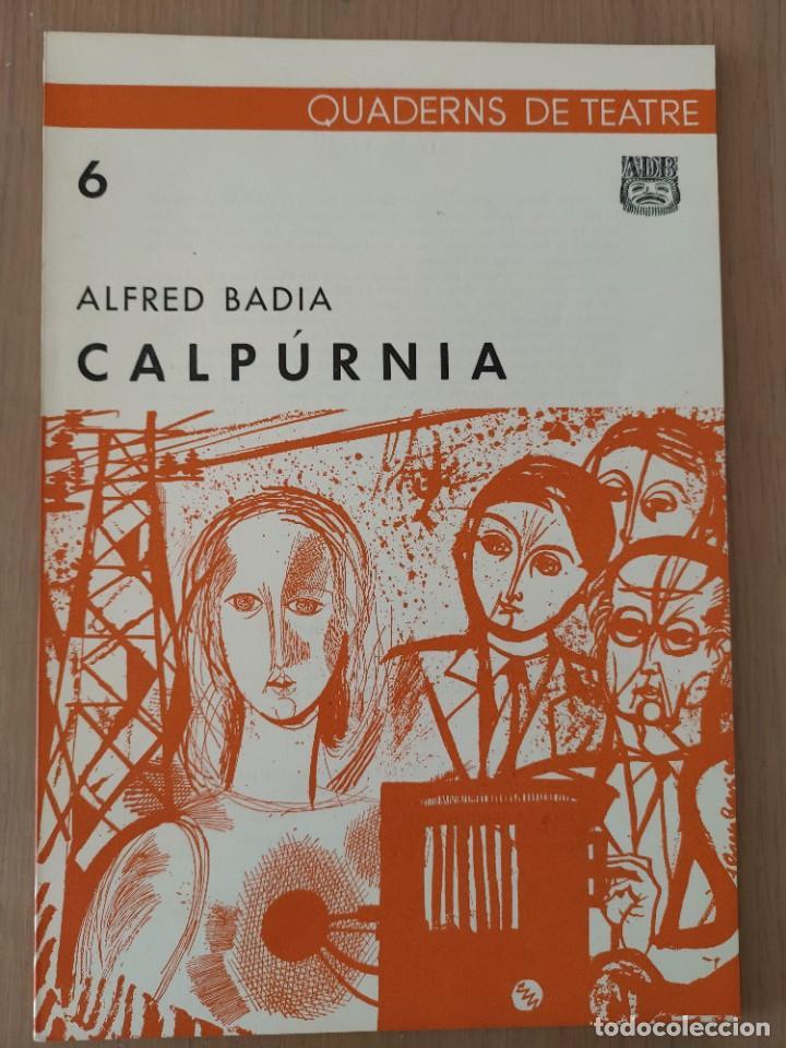 Coleccionismo de Revistas y Periódicos: Quaderns de teatre - Foto 8 - 244669335