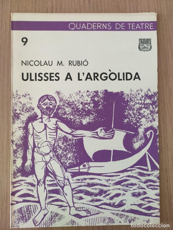 Coleccionismo de Revistas y Periódicos: Quaderns de teatre - Foto 10 - 244669335