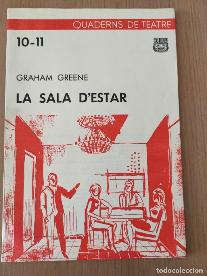 Coleccionismo de Revistas y Periódicos: Quaderns de teatre - Foto 11 - 244669335