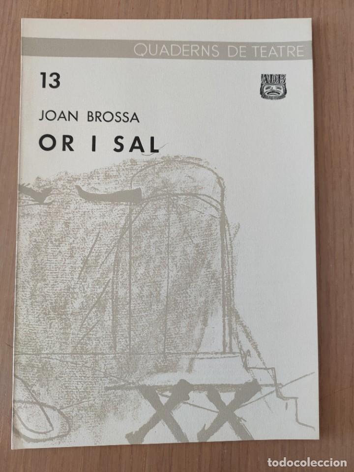 Coleccionismo de Revistas y Periódicos: Quaderns de teatre - Foto 12 - 244669335