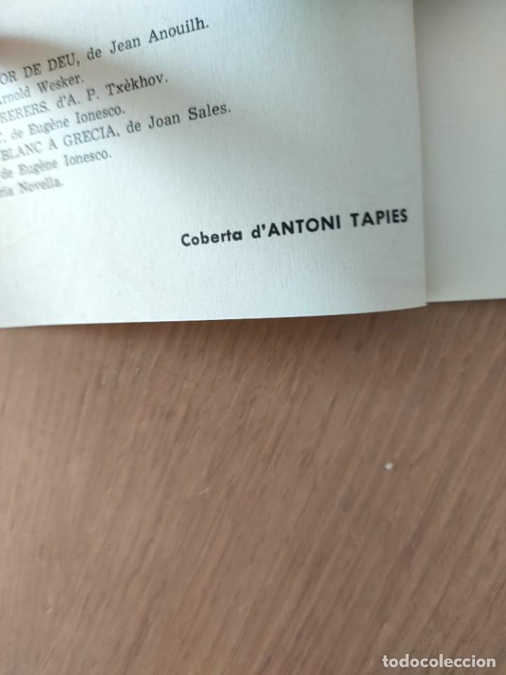 Coleccionismo de Revistas y Periódicos: Quaderns de teatre - Foto 13 - 244669335