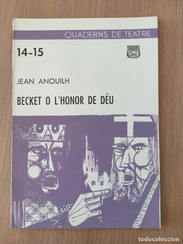 Coleccionismo de Revistas y Periódicos: Quaderns de teatre - Foto 14 - 244669335