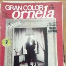 Collectionnisme de Revues et Journaux: FOTONOVELA ORNELA GRAN COLOR. Lote 244698000