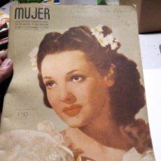 Collectionnisme de Revues et Journaux: REVISTA MUJER 1939 N30. Lote 244773310