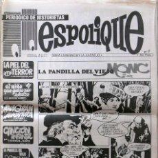 Coleccionismo de Revistas y Periódicos: COMIC ESPOLIQUE PERIODICO DE HISTORIAS Nº 1. Lote 245160675