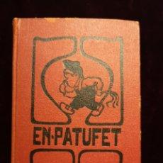 Coleccionismo de Revistas y Periódicos: PATUFET AÑO COMPLETO 1918. Lote 245371715