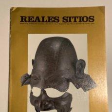 Coleccionismo de Revistas y Periódicos: REVISTA REALES SITIOS - PATRIMONIO NACIONAL - AÑO XXIX Nº114 CUARTO TRIMESTRE 1992. Lote 245374010