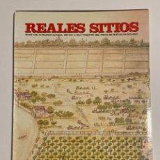 Coleccionismo de Revistas y Periódicos: REVISTA REALES SITIOS - PATRIMONIO NACIONAL - AÑO XXV Nº98 CUARTO TRIMESTRE 1988. Lote 245374720