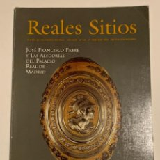 Coleccionismo de Revistas y Periódicos: REVISTA REALES SITIOS - PATRIMONIO NACIONAL - AÑO XXXII Nº125 TERCER TRIMESTRE 1995. Lote 245375520