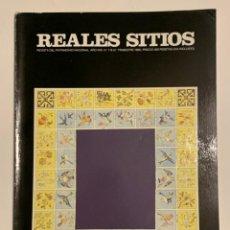 Coleccionismo de Revistas y Periódicos: REVISTA REALES SITIOS - PATRIMONIO NACIONAL - AÑO XXX Nº118 CUARTO TRIMESTRE 1993. Lote 245375735
