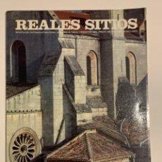 Coleccionismo de Revistas y Periódicos: REVISTA REALES SITIOS - PATRIMONIO NACIONAL - AÑO XXVII Nº105 TERCER TRIMESTRE 1990. Lote 245376195