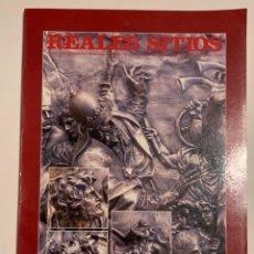 Coleccionismo de Revistas y Periódicos: REVISTA REALES SITIOS - PATRIMONIO NACIONAL - AÑO XXVII Nº104 SEGUNDO TRIMESTRE 1990. Lote 245376305