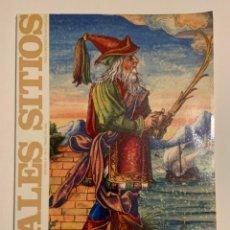 Coleccionismo de Revistas y Periódicos: REVISTA REALES SITIOS - PATRIMONIO NACIONAL - AÑO XXVII Nº103 PRIMER TRIMESTRE 1990. Lote 245376470