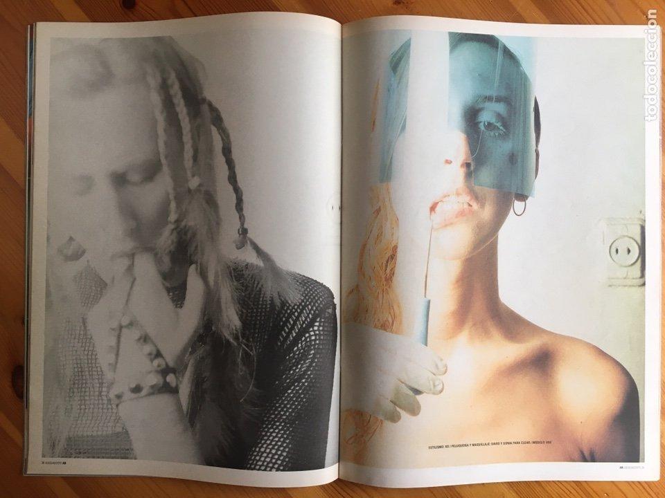 Coleccionismo de Revistas y Periódicos: Revista Ab A Barna, nº 67 (Julio / Agosto, 1999). Chemical Brothers - Foto 4 - 245375570