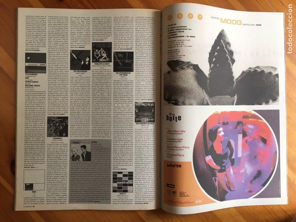 Coleccionismo de Revistas y Periódicos: Revista Ab A Barna, nº 67 (Julio / Agosto, 1999). Chemical Brothers - Foto 6 - 245375570