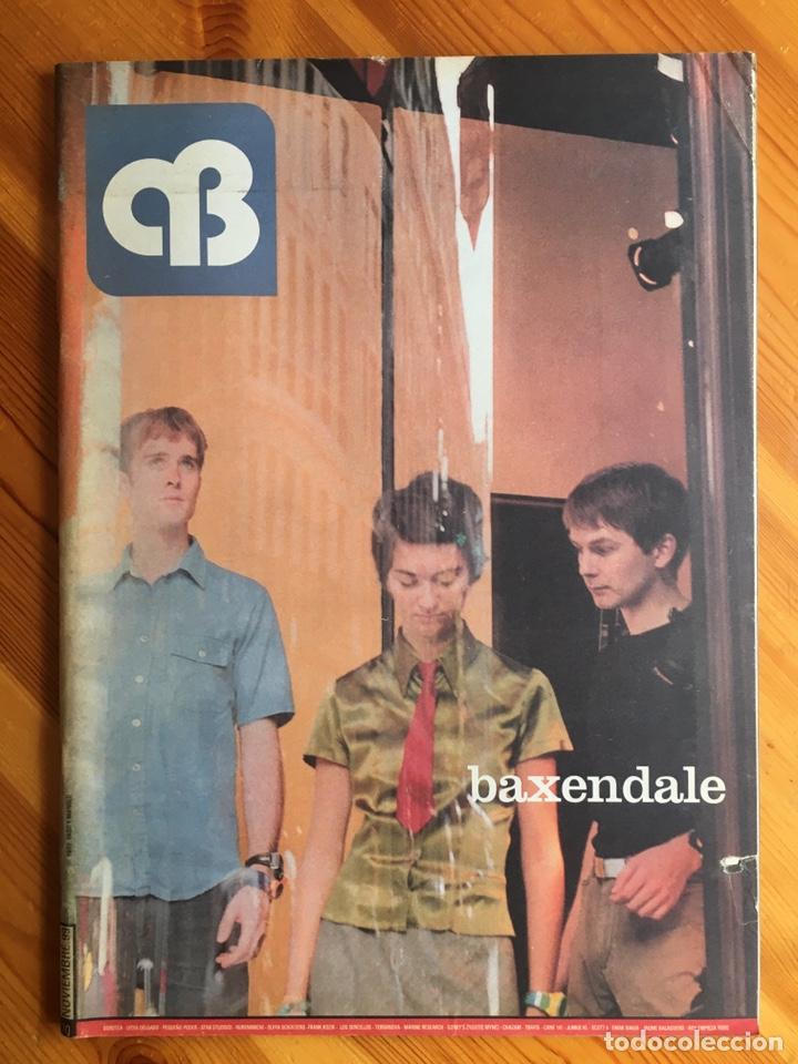 REVISTA AB A BARNA, Nº 70 (NOVIEMBRE, 1999). BAXENDALE (Coleccionismo - Revistas y Periódicos Modernos (a partir de 1.940) - Otros)