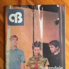Coleccionismo de Revistas y Periódicos: REVISTA AB A BARNA, Nº 70 (NOVIEMBRE, 1999). BAXENDALE. Lote 245376160