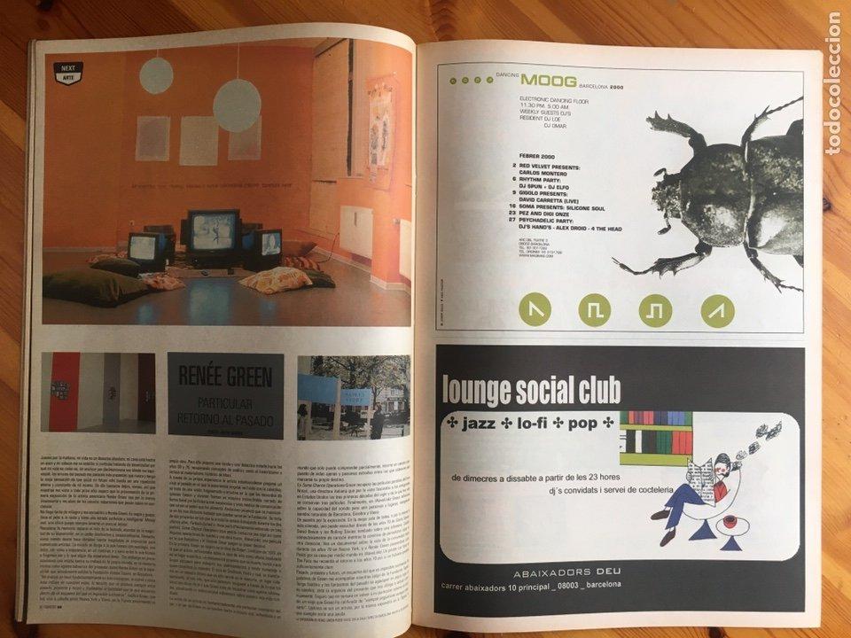 Coleccionismo de Revistas y Periódicos: Revista Ab A Barna, nº 73 (febrero, 2000). My life story - Foto 3 - 245376380