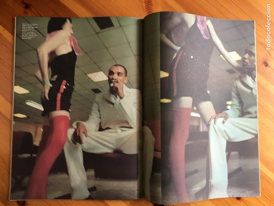 Coleccionismo de Revistas y Periódicos: Revista Ab A Barna, nº 73 (febrero, 2000). My life story - Foto 4 - 245376380