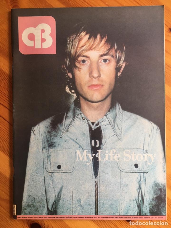 REVISTA AB A BARNA, Nº 73 (FEBRERO, 2000). MY LIFE STORY (Coleccionismo - Revistas y Periódicos Modernos (a partir de 1.940) - Otros)