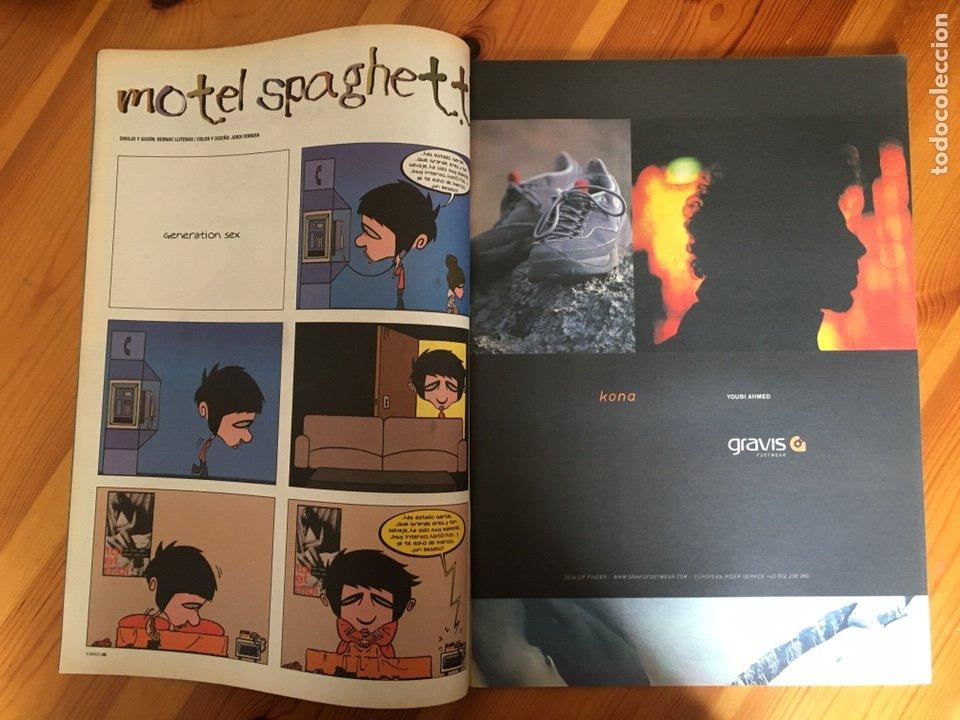 Coleccionismo de Revistas y Periódicos: Revista Ab A Barna, nº 74 (Marzo, 2000). Le Tigre - Foto 2 - 245376910