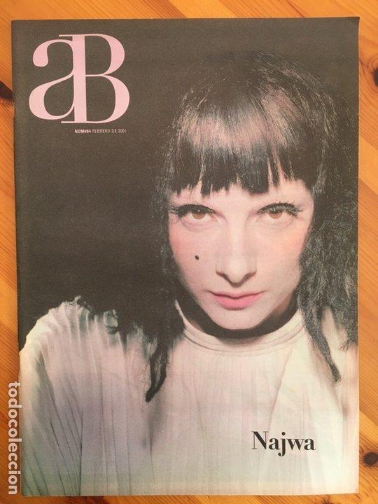 REVISTA AB A BARNA, Nº 84 (FEBRERO, 2001). NAJWA (Coleccionismo - Revistas y Periódicos Modernos (a partir de 1.940) - Otros)