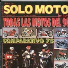 Coleccionismo de Revistas y Periódicos: SOLO MOTO NUMERO 084. Lote 245593850