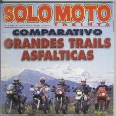 Coleccionismo de Revistas y Periódicos: SOLO MOTO NUMERO 136. Lote 245594020