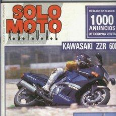 Coleccionismo de Revistas y Periódicos: SOLO MOTO NUMERO 740. Lote 245594215