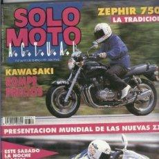 Coleccionismo de Revistas y Periódicos: SOLO MOTO NUMERO 767. Lote 245594580