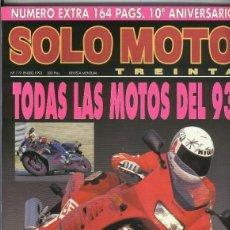 Coleccionismo de Revistas y Periódicos: SOLO MOTO NUMERO 119. Lote 245594695