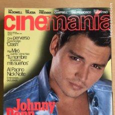 Coleccionismo de Revistas y Periódicos: CINEMANIA. Lote 245601110