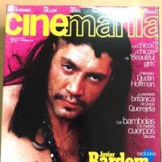 Coleccionismo de Revistas y Periódicos: CINEMANIA BARDEM. Lote 245601385