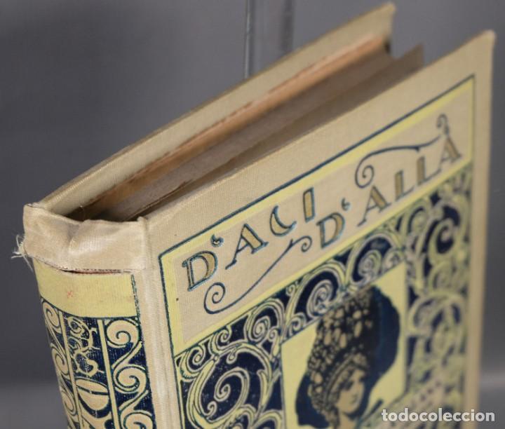 Coleccionismo de Revistas y Periódicos: D'Aci D'Alla Revista Gráfica catalana 1918-primer volumen - Foto 3 - 245640340