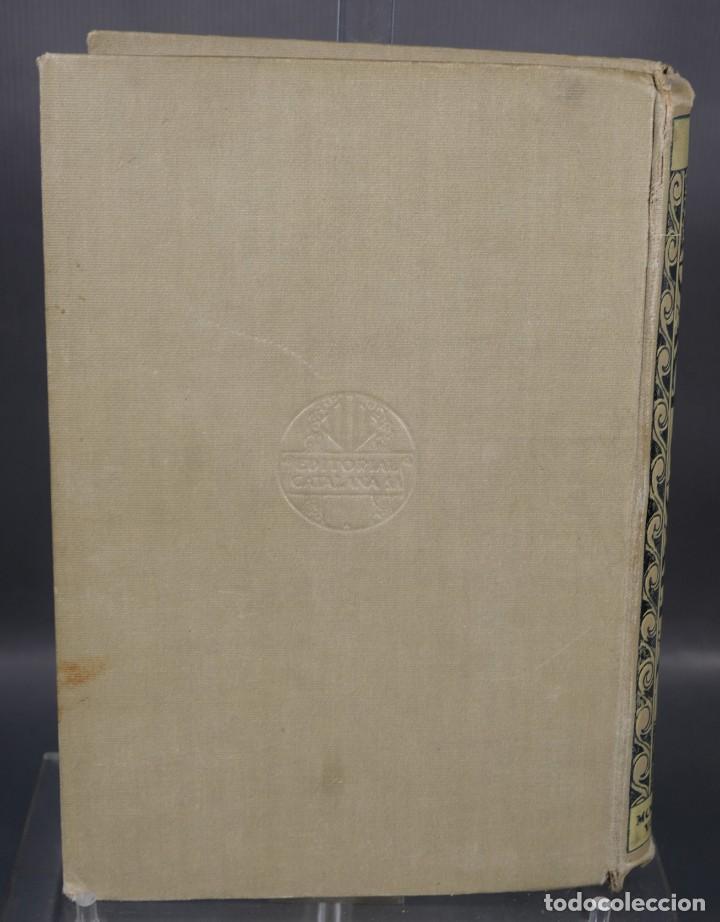 Coleccionismo de Revistas y Periódicos: D'Aci D'Alla Revista Gráfica catalana 1918-segundo volumen - Foto 2 - 245641590