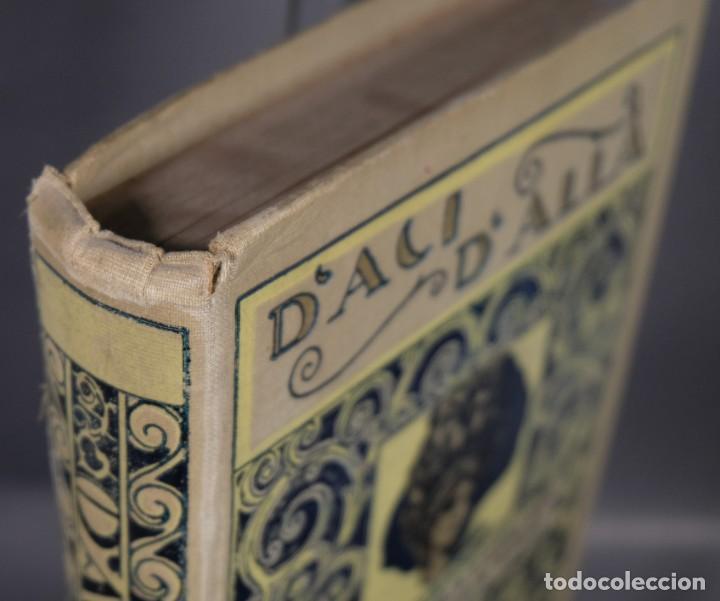 Coleccionismo de Revistas y Periódicos: D'Aci D'Alla Revista Gráfica catalana 1918-segundo volumen - Foto 4 - 245641590