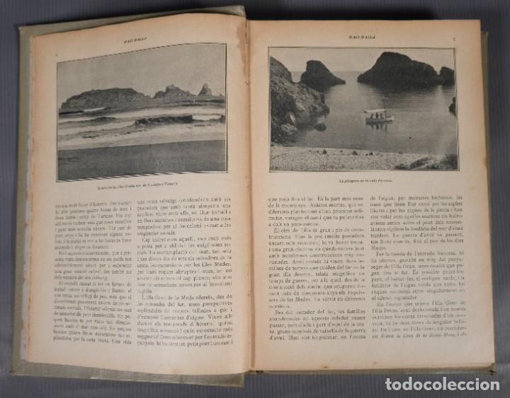 Coleccionismo de Revistas y Periódicos: D'Aci D'Alla Revista Gráfica catalana 1918-segundo volumen - Foto 7 - 245641590