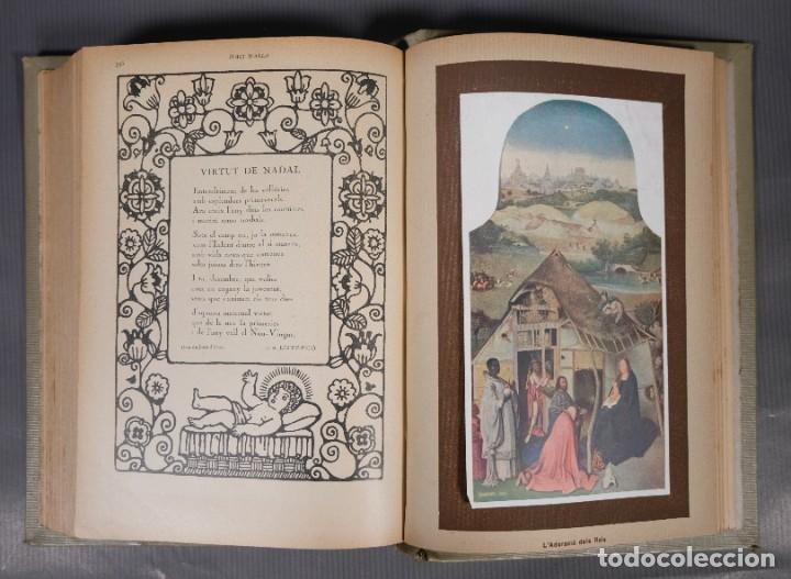 Coleccionismo de Revistas y Periódicos: D'Aci D'Alla Revista Gráfica catalana 1918-segundo volumen - Foto 11 - 245641590