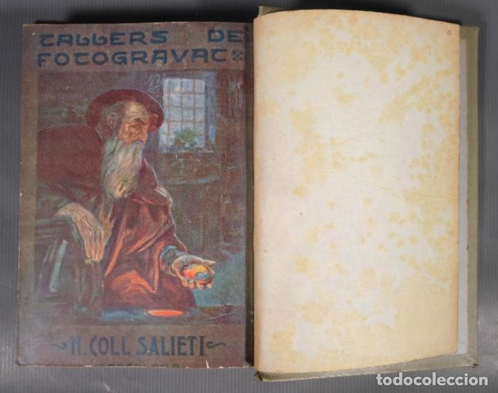 Coleccionismo de Revistas y Periódicos: D'Aci D'Alla Revista Gráfica catalana 1918-segundo volumen - Foto 12 - 245641590