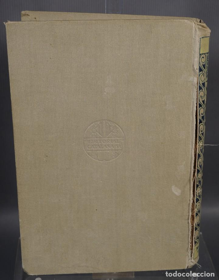 Coleccionismo de Revistas y Periódicos: D'Aci D'Alla Revista Gráfica catalana 1919-cuarto volumen - Foto 3 - 245641615