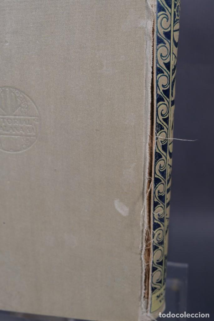 Coleccionismo de Revistas y Periódicos: D'Aci D'Alla Revista Gráfica catalana 1919-cuarto volumen - Foto 4 - 245641615