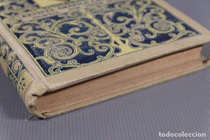 Coleccionismo de Revistas y Periódicos: D'Aci D'Alla Revista Gráfica catalana 1919-cuarto volumen - Foto 6 - 245641615