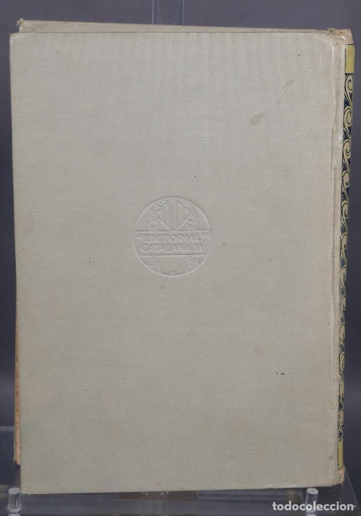 Coleccionismo de Revistas y Periódicos: D'Aci D'Alla Revista Gráfica catalana 1920-quinto volumen - Foto 2 - 245641625